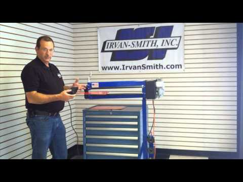ISI Video Series - Electric Bead Roller