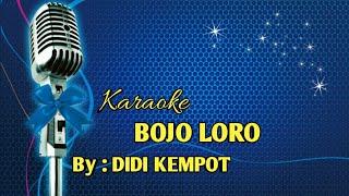 Download Mp3 Karaoke Bojo Loro  Didi Kempot