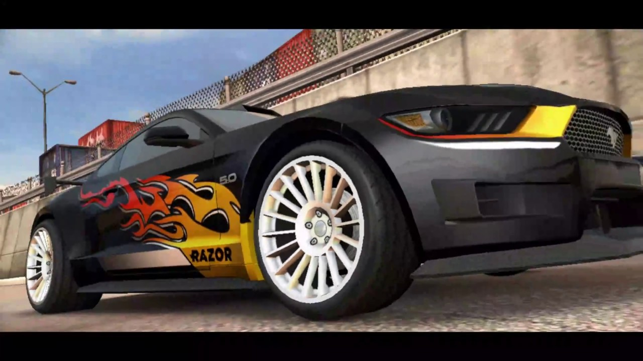 Need For Speed No Limits Razor S Ford Mustang Gt