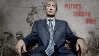 Secret War: Vladimir Putin's Ghost Army Inside Syria