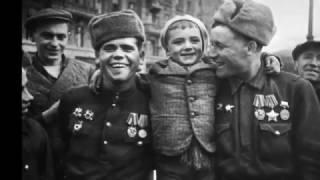 Клип посвящен ко Дню Победы - ПОЗДРАВЛЕНИЕ 9 мая