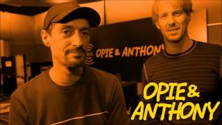 Opie and Anthony: Anthony Walks Around With A Gun