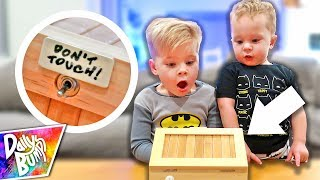 What's In The Box Challenge! 📦 KIDS EDITION!