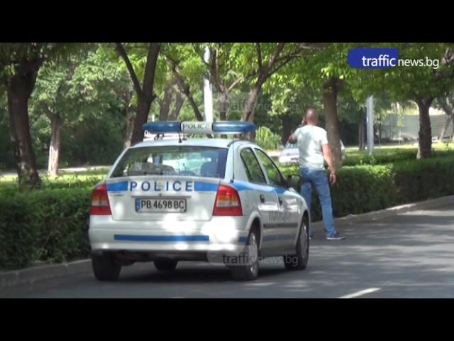 Очевидка: Джипът се движеше като изтребител, помете полицая с палката
