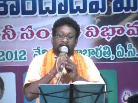 Ennallu Vechenu Oh Rama .Sri Krishnanjaneya Yuddham .