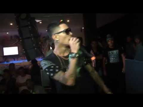 Jarry Mr Europa  - Show en Discoteca The Gallery (LIVE