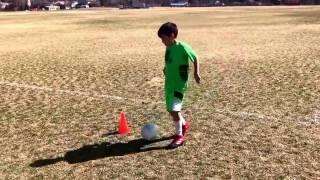 u7 u8 u9 soccer ball and eye coordination exercises individual attacking by adam