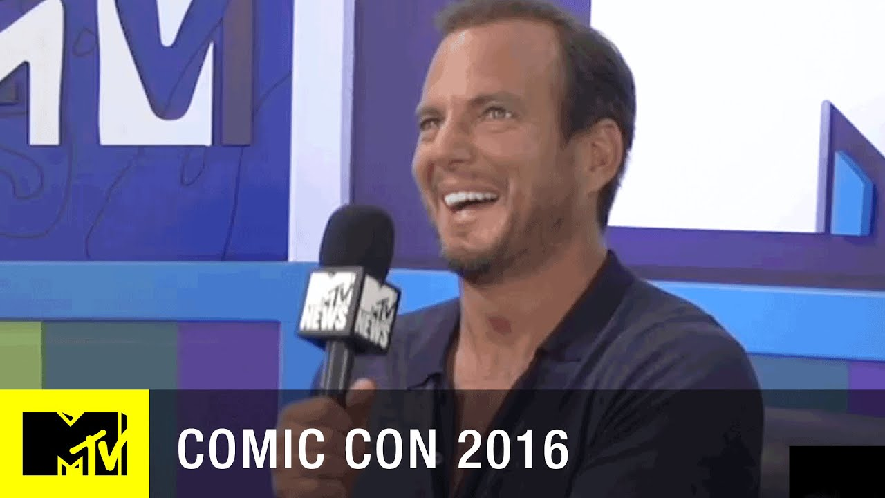 Don't Miss Will Arnett's Donald Trump Impression | Comic Con 2016 | MTV