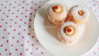 Bánh Cupcake Hokkaido - How to make Hokkaido Cupcake - ChiChi Nguyễn