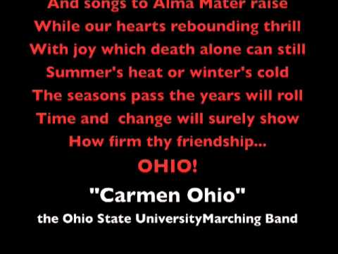 Carmen Ohio Lyrics_OHIO.m4v