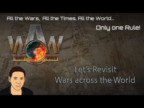 Let's Revisit Wars across the World