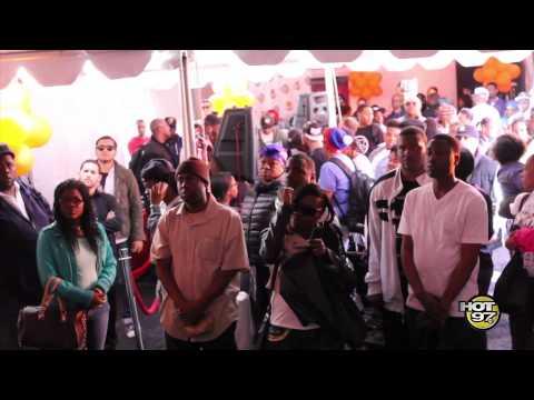 Boost Mobile Pop Up Event Harlem