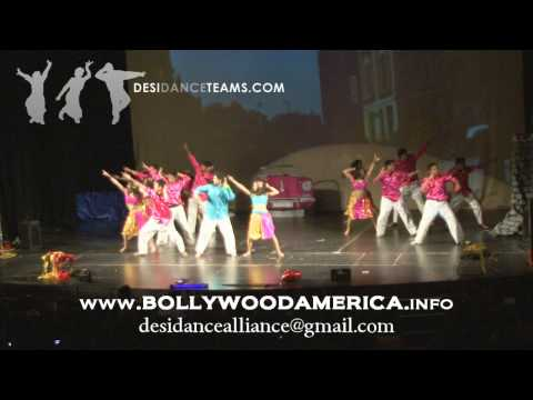 UC Berkeley Azaad - Bollywood America #filmifusion