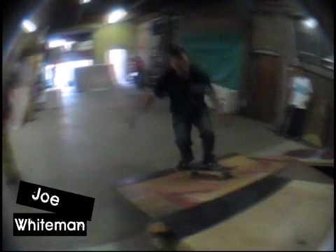 Joe Whiteman Line at Wellsvile  Game of Skate - Invasion Skateboards