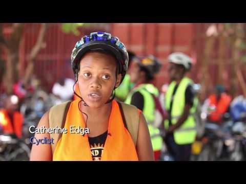 Eu Cycle Caravan, Exhibitions and Music Concert - Tanzania June 2015