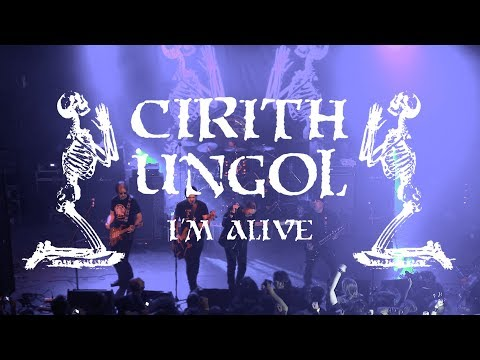 """Cirith Ungol """"I'm Alive (Live at Up the Hammers Festival)"""" (OFFICIAL)"""