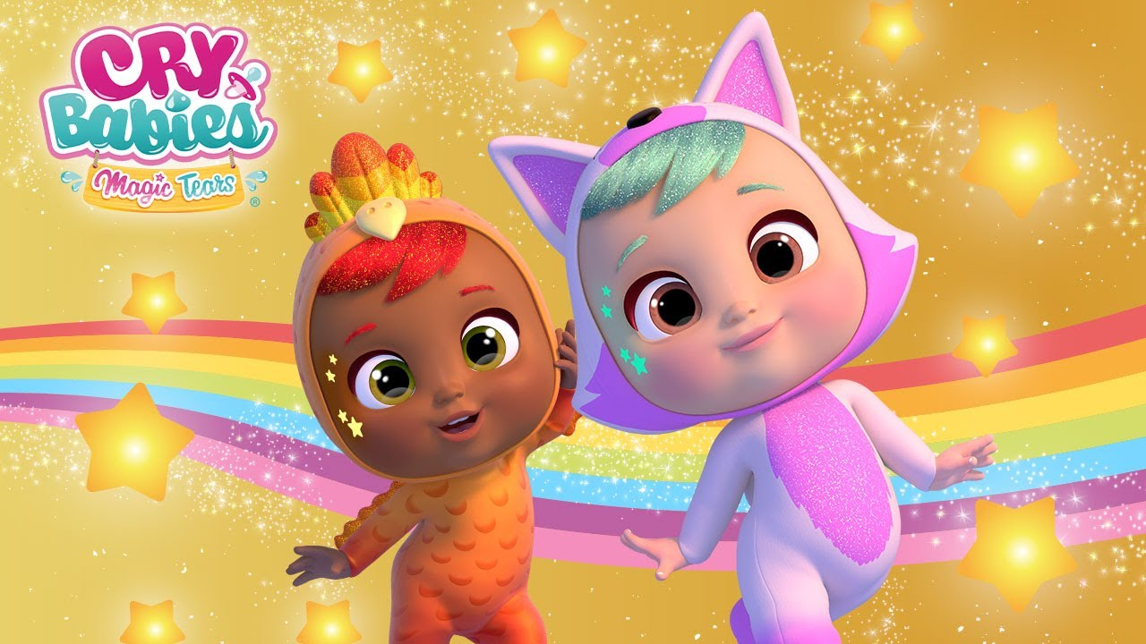 Download 😍🎆 HAPPY NEW YEAR! 🎆🌈 CRY BABIES 💧 MAGIC TEARS 💕 FULL Episodes 🌈 CARTOONS for KIDS in ENGLISH