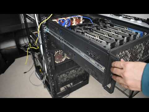 [5] - [ Apartment Mining Rig Overview - 16 GPU, Radeon VII, RX580, RX570 - Ethereum, Awesome Miner ]