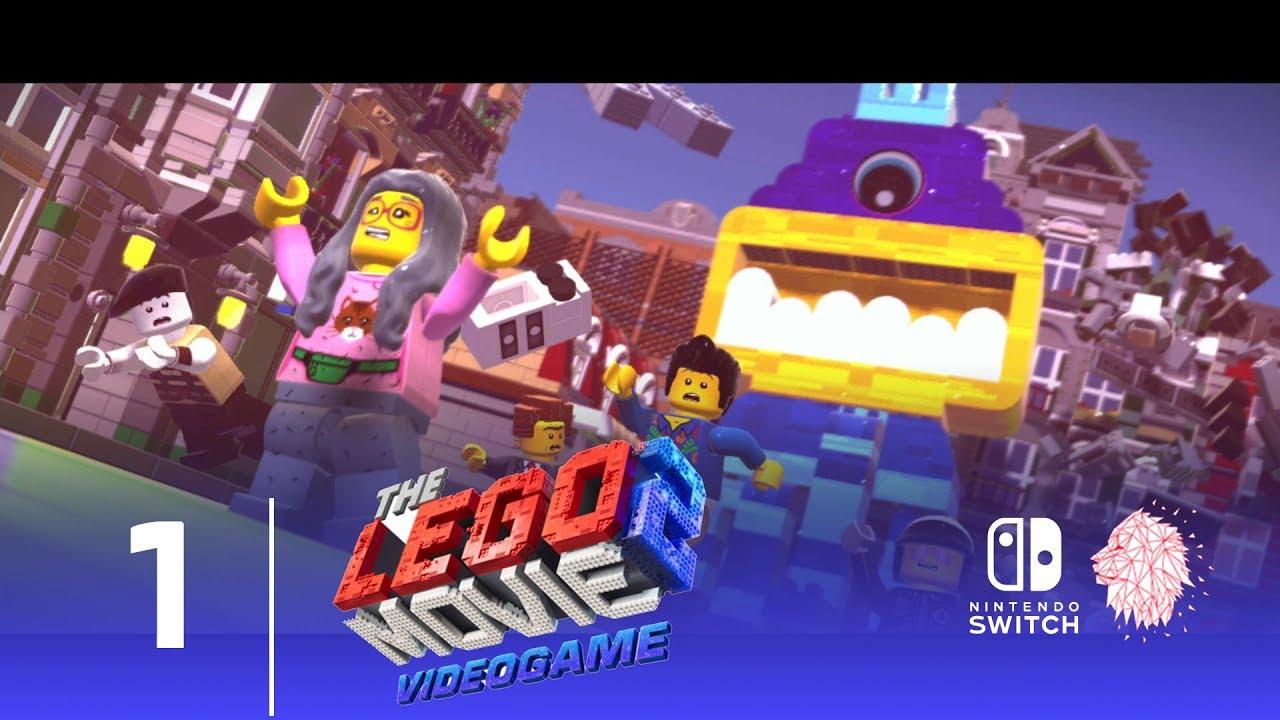 The Lego Movie 2 Videogame Switch Gameplay Walkthrough Part 1 Youtube