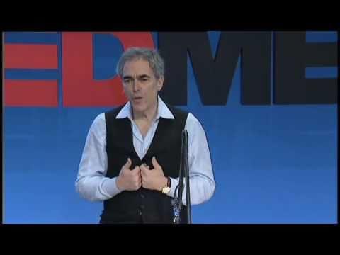Jay Walker at TEDMED 2010 (3)  - The Medical Art of War