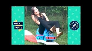 TRY NOT TO LAUGH - SUMMER EPIC FAIL Compilation | Funny Vines August 2018