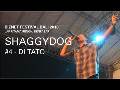Biznet Festival Bali 2016 : Shaggydog - Di Tato