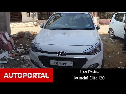 Hyundai Elite i20 User Review - 'Great Performer' - Autoportal