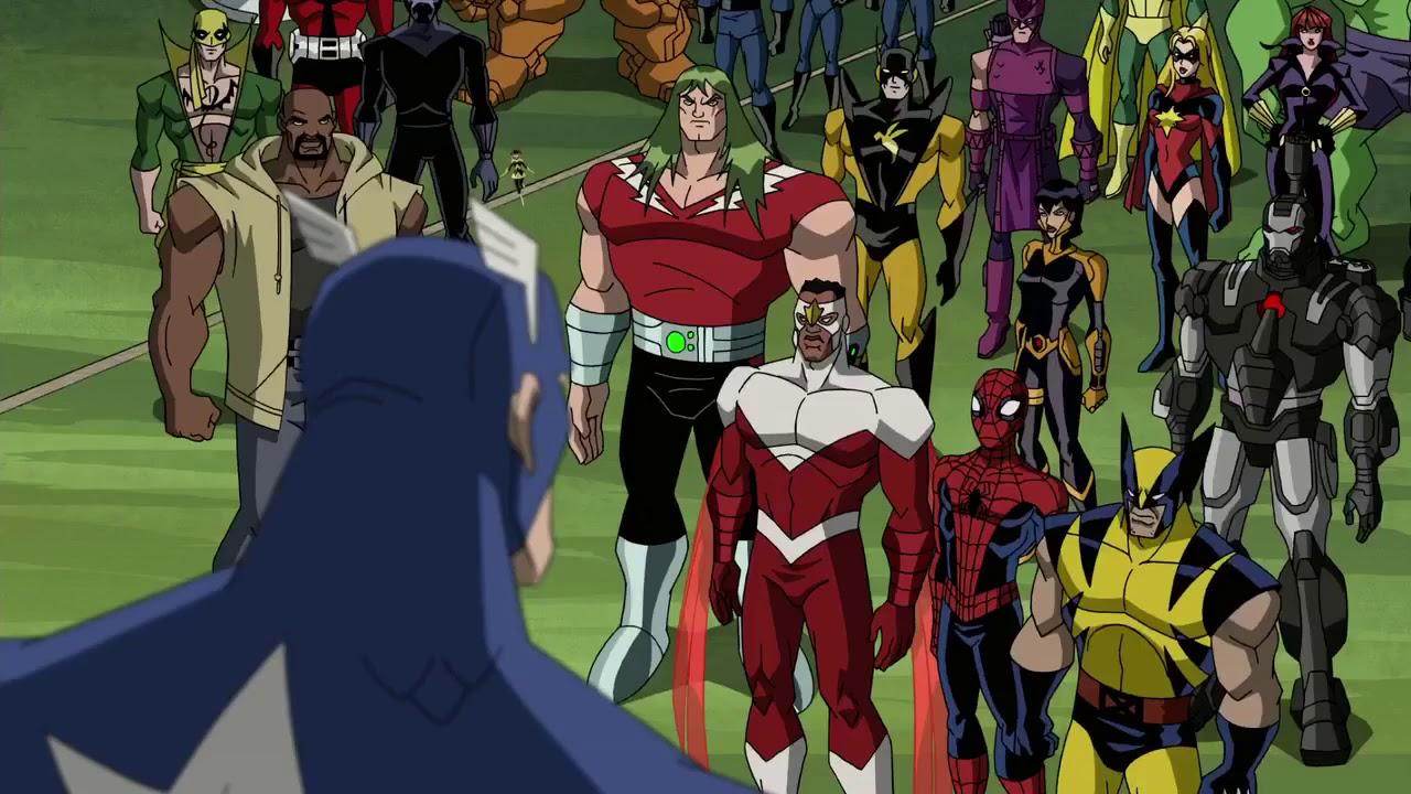 Download Avengers Earth's Mightiest Heroes Season 2 Episode 25 clip 1