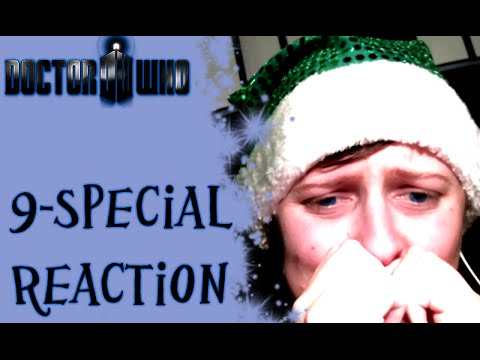 """Doctor Who 9xSpecial """"The Husbands of River Song"""" Reaction!"""