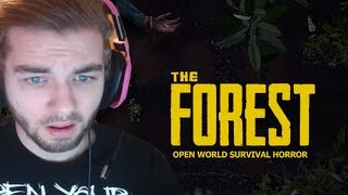 WE MUST SURVIVE! (The Forest Gameplay/Playthrough)
