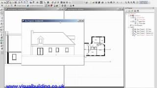 Visual Building Tutorial: Elevation Views