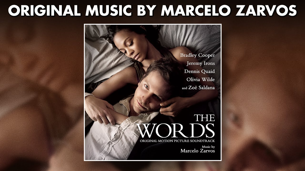 marcelo zarvos the words