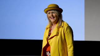 All the Best People are M.A.D | Jules Mitchell | TEDxWolverhampton
