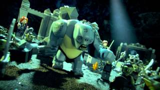 LEGO Lord Of The Rings commercial, 2012 HD