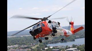 US Coast Guard Air Station Traverse City Highlights (2018)
