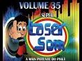 Oficial Laser Som Vol. 35 - As 10 Mais  -  Agosto 2017