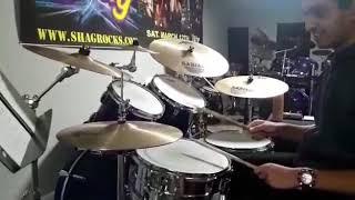 Black Sabbath - Iron Man Drum Cover
