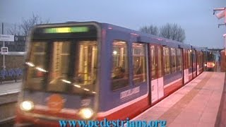 London Trams and Trains