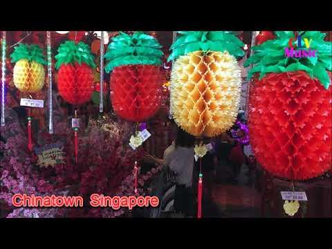 Republic of Singapore, ສາທາລະນະລັດ ສິງຄະໂປ, Romantic Lao Song, Singapore Tour