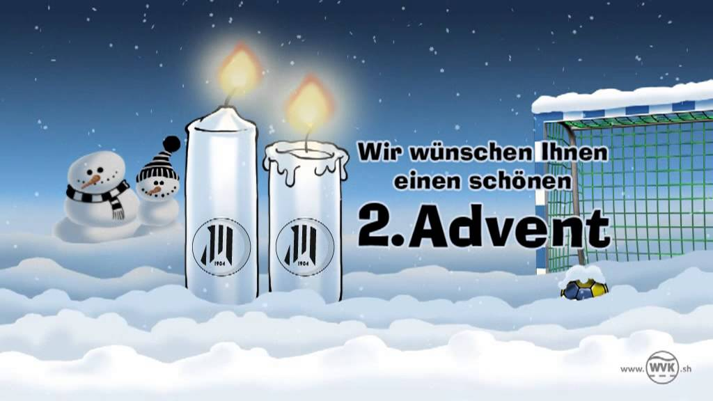 wir w nschen einen sch nen 2 advent youtube. Black Bedroom Furniture Sets. Home Design Ideas
