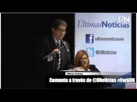 Foro Ley de Amnistía: Omar Mora Díaz