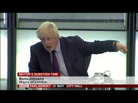 MQT 21 May 2015 Uber v Black Cabs Boris