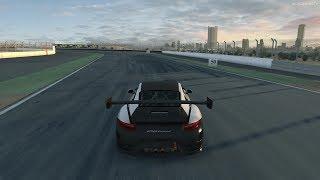 RaceRoom - Porsche 911 GT2 RS Clubsport at Dubai Autodrome International Circuit [4K 60FPS]