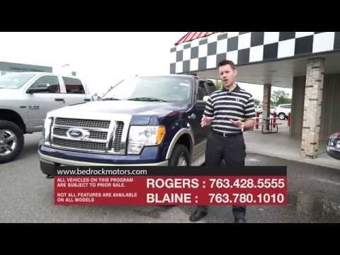 Bedrock Motors - September 2015 Auto Show - Cars for sale Rogers, Blaine, Minneapolis, St Paul, MN