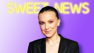 MILLIE BOBBY BROWN's Anti-Bullying Speech is SO Powerful!