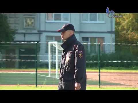 Сланцы  Полиция готовится к выборам