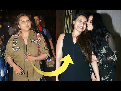 Rani Mukherjee SHOCKING Transformation For...