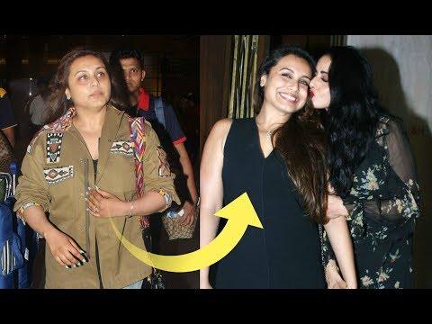 Rani Mukherjee SHOCKING Transformation For...