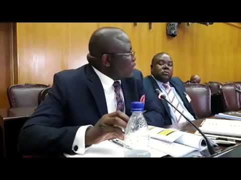 Zimbabwe Mining Development Corporation Faces Parliament Continued (4/4. 22 Feb 2018)