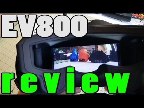 Eachine EV800 FPV Goggles Review 👓